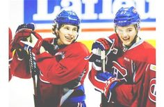 Alex galchenyuk & Brendan gallagher !!❤