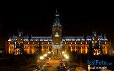 Palatul Culturii San Francisco Ferry, Romania, Big Ben, Building, Travel, Viajes, Buildings, Trips, Construction