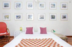 Veja este anúncio incrível na Airbnb: Apartamento no CENTRO com TERRAÇO em Porto