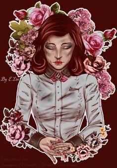 Elizabeth BioShock by Lulu-E-Lin.deviantart.com on @DeviantArt