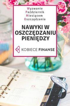 Wyrobienie sobie pewnych nawyków w oszczędzaniu pieniędzy jest często kluczem do sukcesu. Nawet, jeśli nawyk ten miałby być mały. Piętrzenie mini-nawyków to bardzo dobra strategia w budowaniu stabilności finansowej. Zajrzyj na blog Kobiece Finanse i poznaj metody, które sprawią, że oszczędzanie wejdzie Ci w krew ;-) WYzwanie Październik Miesiącem Oszczędzania nabiera impetu! #nawyk #nawyki #nawykiwoszczędzaniu #oszczędzaniepieniędzy #pmo #wyzwaniepmo #stabilnośćfinansowa Effective Learning, Organize Your Life, School Organization, Hand Lettering, Diy And Crafts, Budgeting, Life Hacks, Challenges, Success