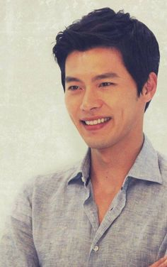 Handsome... Hyun Bin