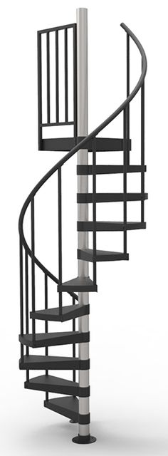 Spiral Stairs Economical
