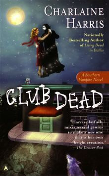 Book 3 of the series: Club Dead: A Sookie Stackhouse Novel By Charlaine Harris.