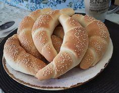 Brioche Bread, Hot Dog Buns, Bagel, Hamburger, Recipes, Food, Eten, Hamburgers, Recipies