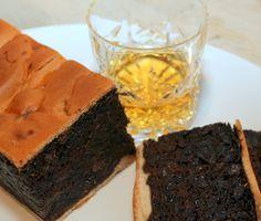 black bun - Scottish New Year cake