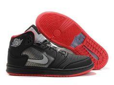 F4T6J075 authentique Nike Air Jordan 1 Retro Black 001 Chaussures Hommes, nike air jordan retro 1 pas cher