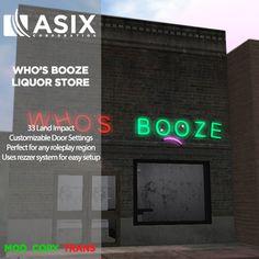 ASIX - Who's Booze Liquor Store