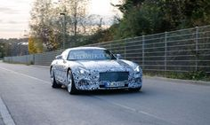 Mercedes-Benz GT AMG spy photos, new Mercedes 911 fighter with gallery - Autoweek