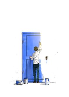 anime, boy, and manga image Wallpaper Animes, Jolie Photo, Anime Scenery, Boy Art, Mellow Yellow, Aesthetic Anime, Anime Guys, Painting & Drawing, Amazing Art