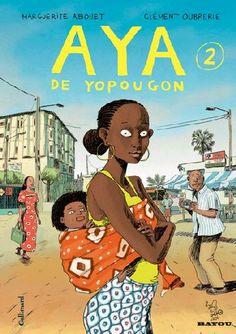 Aya de Yopougon #2 • Marguerite Abouet, Clément Oubrerie
