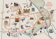 Hackney Map - Eleonora Kolycheva