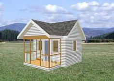 Playhouse Plans | Free Woodworking Plans