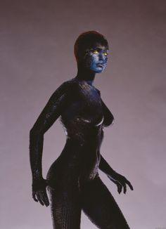 Mystique (Rebecca Romijin)