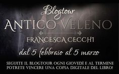 Le Letture di Anita / Anita's Reviews: Blogtour: Antico Veleno di Francesca Cecchi