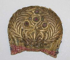 Cap  Date: 18th century   Culture: German
