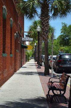 Fernandina Beach, Florida... Downtown  #Fernandina #Florida