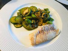 Indiai párolt hal, zöldséggel