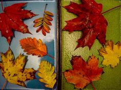 Gosia's Workshop: I have made two new plates for my dinner set and I...