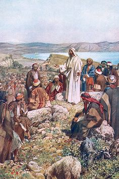 """Friday, July 11th - Matthew 10:16-23: Jesus said to his Apostles: """"Behold, I am sending you like sheep in the midst of wolves; so be shrewd as serpents and simple as doves. But beware of men, for they will hand you over to courts and scourge you in their synagogues, and you will be led before governors and kings for my sake as a witness before them and the pagans."""
