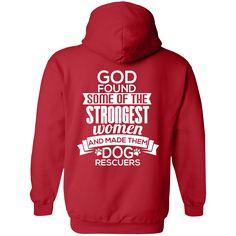 Strongest Women - Dog Rescuers