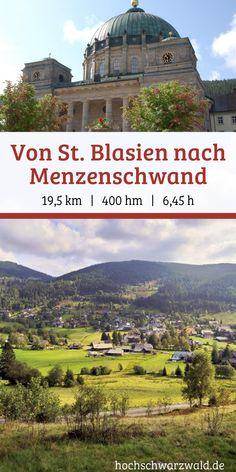 Von St. Blasien im Schwarzwald geht es an der Alb entlang durch die wunderbare Natur des Südschwarzwaldes bis nach Menzenschwand.  Auf der Wanderung gibt es jede Menge wunderbarer Ausblicke und unentdeckter Orte.