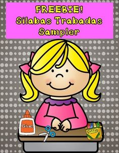 What do you get?2 free worksheets to sample my Silabas Trabadas:  Hojas de Trabajo.If you like the freebie, checkout my 25 page Silabas Trabadas: Hojas de Trabajo Packet.  Click on the following link....https://www.teacherspayteachers.com/Product/Silabas-Trabadas-Hojas-de-Trabajo-3112108DON'T FORGET TO LEAVE FEEDBACK!