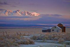 Photograph UntitledWyoming, Grand Teton National Park, Mormon Barns , Sunrise, Fall Colors, 怀俄明, 大提顿国家公园, 日出 by ya zhang on 500px