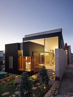 Hunter House Residence Designed By Studio Darren Carnell Architects And  Located In Australia. | Architecture | Pinterest | Modern Architecture, ...