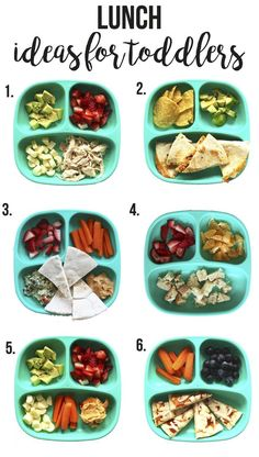 lunch ideas for toddlers * lunch ideas - lunch ideas kids - lunch ideas for home - lunch ideas work - lunch ideas kids at home - lunch ideas healthy - lunch ideas for toddlers - lunch ideas for kids Toddler Menu, Healthy Toddler Meals, Toddler Breakfast Ideas, Easy Toddler Lunches, Toddler Food, Toddler Dinners, Baby Meals, Baby Foods, One Year Old Breakfast Ideas