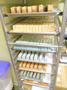 Soap Drying Rack