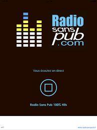"""Résultat de recherche d'images pour """"la radio sans pub"""""""