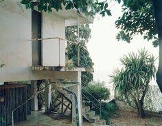 Eileen Gray's E.1027 House, 1929 Before renovation