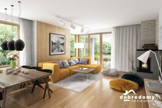 Adele - Dobre Domy Flak & Abramowicz Adele, Eames, Conference Room, Lounge, Contemporary, Chair, Interior, Furniture, Home Decor