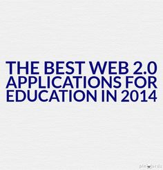 The Best Web 2.0 Apps of 2014