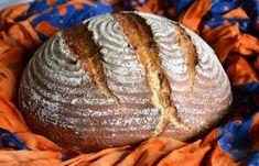 Kváskový podmáslový chléb Pavlova, Churros, Bread, Food, Brot, Essen, Baking, Meals, Breads