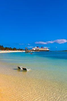 Castaway Cay, Bahamas Disney's private island