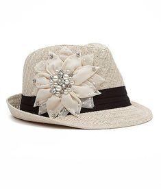 Olive   Pique Fedora Hat at Buckle.com Una Mujer Con Sombrero 86b4b158e70