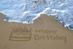 beach happy birthday images - Google Search