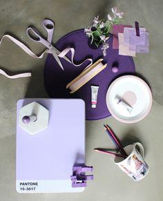 COLOR INSPIRATION(2014 FW COLORS)  2. Radiant Orchid #seletti #variopinte #areaware #fiskars #hay #fortstandard #rooming