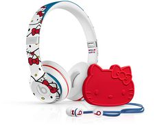 Beats by Dr. Dre has collaborated with Sanrio to come up with Hello Kitty themed audio accessories