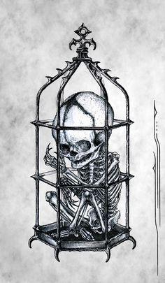 Fetus Cage by Elias Aquino