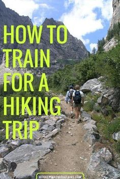 Training for a hiking trip can be a daunting experience. You may wonder if you're fit enough or question your ability to carry a heavy pack. That's why I asked other experienced hikers for their advice. Read on for their invaluable tips that will help mak Backpacking Tips, Hiking Tips, Hiking Gear, Hiking Backpack, Travel Backpack, Hiking Shoes, Travel Bags, Fitness Workouts, Tips Fitness