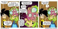 Beyond Immersion - Penny Arcade