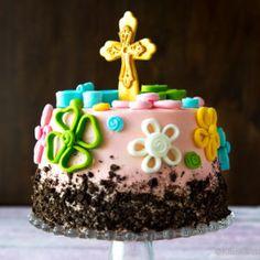 Alkukesän unelmakakku | Reseptit | Kinuskikissa Birthday Cake, Desserts, Food, Tailgate Desserts, Deserts, Birthday Cakes, Essen, Postres, Meals