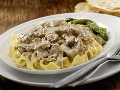 This Dairy-Free Beef Stroganoff Maintains the Taste You Love from Home