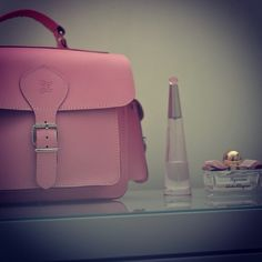 Pink Camera bag or Cosmetics case