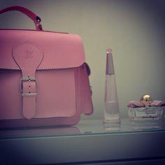 Pink Camera bag or Cosmetics case