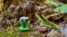 Big Green ChuChu Handmade fanart sculpture from Zelda The Minish Cap. This figurine is made of polymer clay. Escultura miniatura del jefe Big Green ChuChu hecho a mano con Fimo. Super Sculpey, The Minish Cap, Collectible Figurines, Shutter Speed, Polymer Clay, Zelda, Fan Art, Etsy Shop, Deviantart