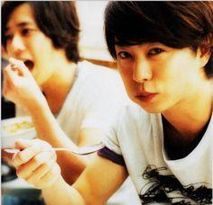 Sho to Nino tabemasu